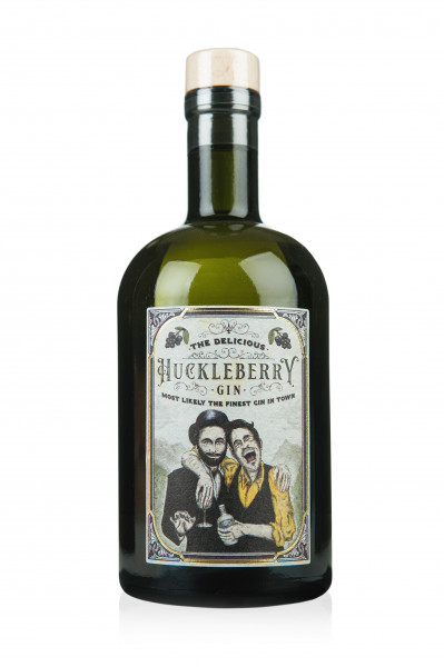 Huckleberry Gin - 0,5L 44% vol