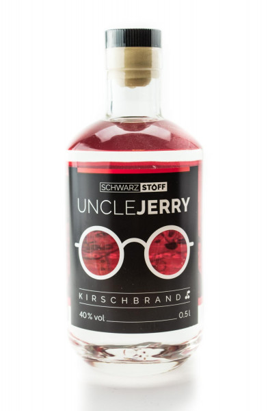 Uncle Jerry Kirschbrand - 0,5L 40% vol