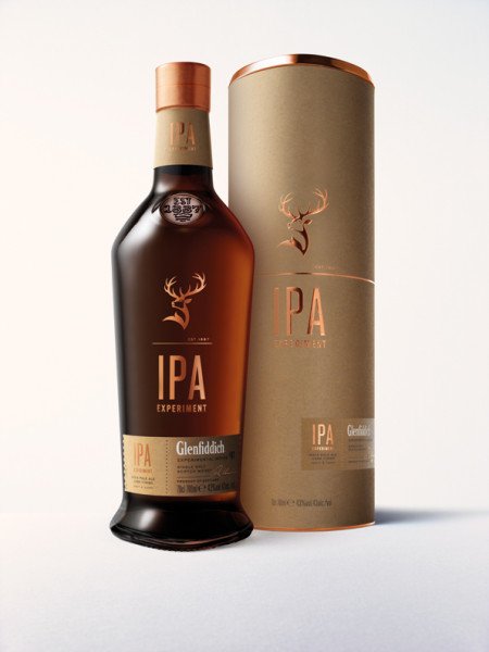 Glenfiddich IPA - Experimental Series - 0,7L 43% vol