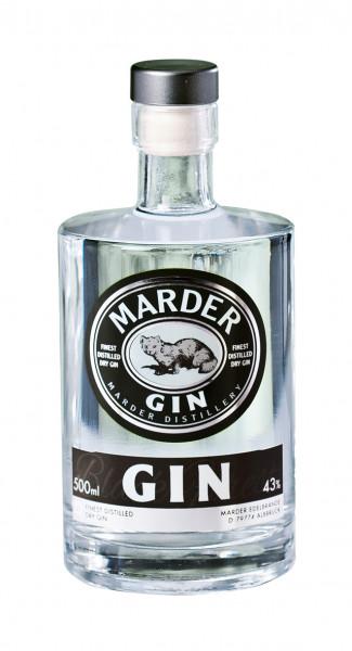 Marder Gin - 0,5L 43% vol
