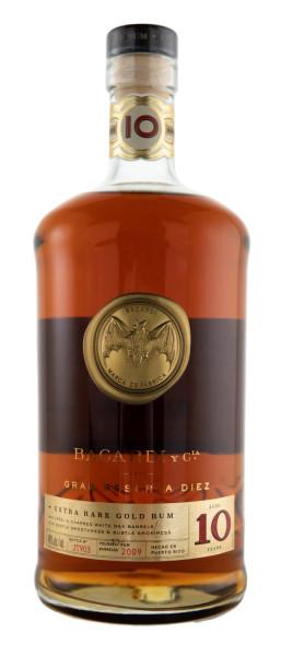 Bacardi Gran Reserva Diez 10 Jahre - 1 Liter 40% vol