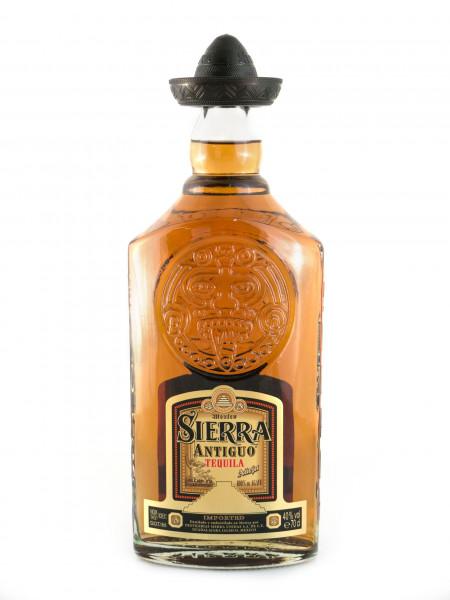 Sierra Antiguo, Tequila - 40% vol - (0,7L)
