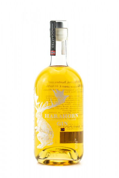 Harahorn Cask Aged Gin - 0,5L 41,7% vol