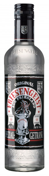 Friesengeist - 0,5L 56% vol