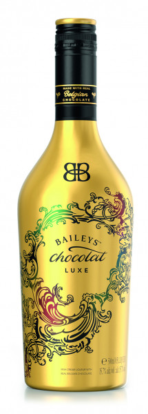 Baileys Chocolat Luxe Gold Edition Likör - 0,5L 15,7% vol