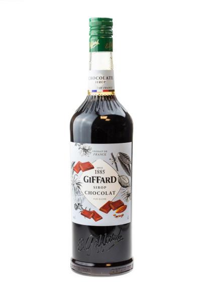 Giffard Dunkle Schokolade Sirup - 1 Liter