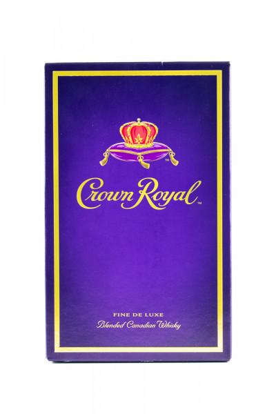 Crown Royal Canadian Whisky - 1 Liter 40% vol