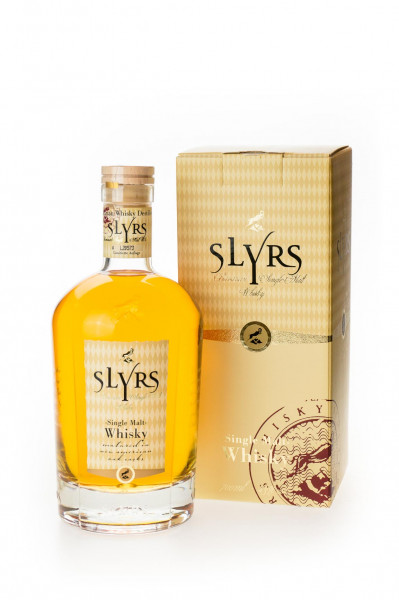 Slyrs Single Malt Whisky - 0,7L 43% vol