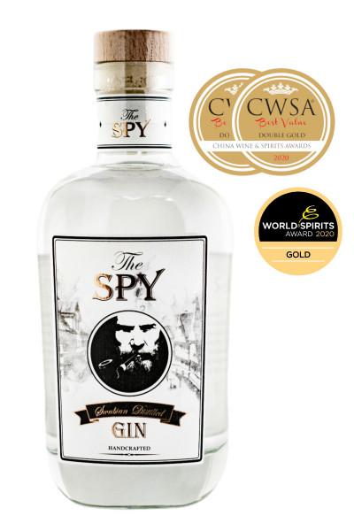 The Spy Swabian Distilled Gin - 0,5L 43% vol