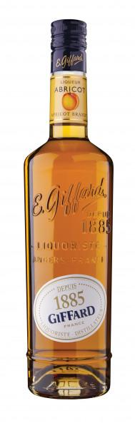Giffard Apricot-Brandy Likör - 0,7L 25% vol