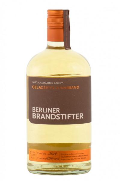 Berliner Brandstifter Gelagerter Kornbrand - 0,7L 40,3% vol