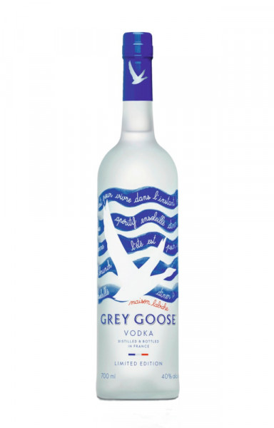 Grey Goose Vodka Riviere Summer Limited Edition - 0,7L 40% vol