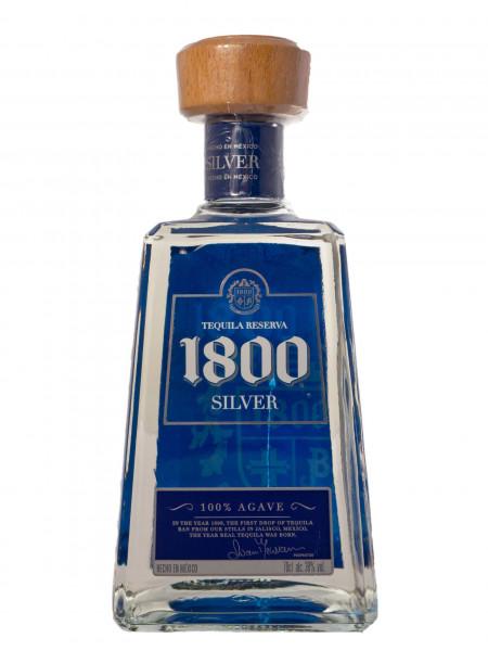 Tequila 1800 Silver - 38% vol - (0,7L)