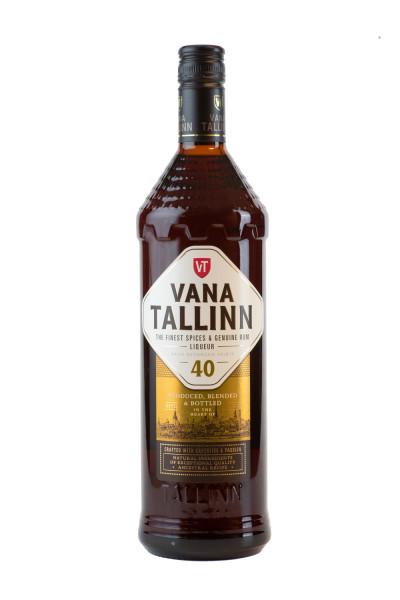 Vana Tallinn Likör - 1 Liter 40% vol