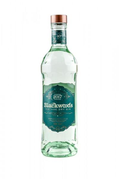 Blackwoods Vintage Dry Gin - 0,7L 40% vol