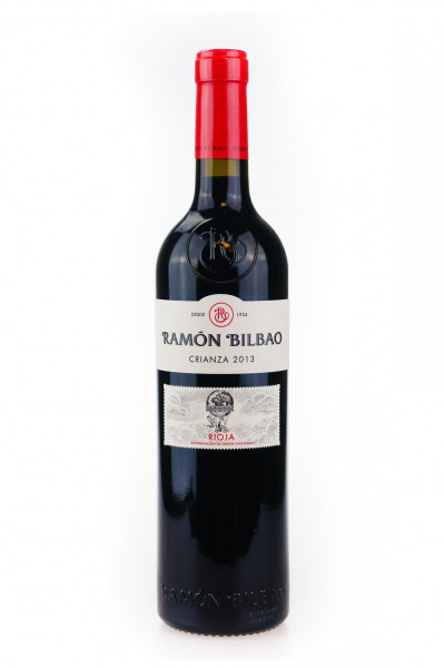 Ramón Bilbao Crianza Rioja DOCa - 0,75L 13,5% vol