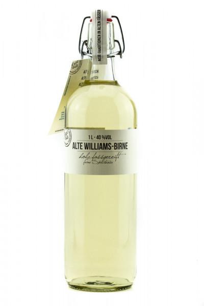 Birkenhof Fasslagerung Alte Williamsbirne - 1 Liter 40% vol