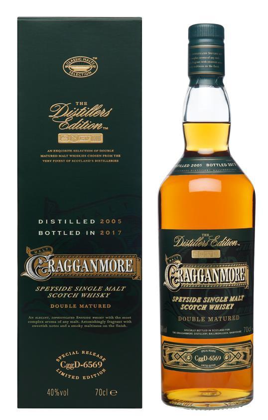 Cragganmore Distillers Edition 2005/2017