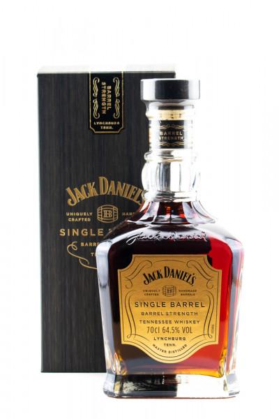 Jack Daniels Single Barrel Strength - 0,7L 64,5% vol