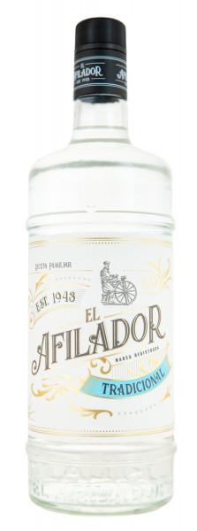 El Afilador Orujo Aguardiente Blanco Tresterbrand - 1 Liter 40% vol