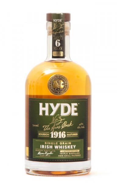 Hyde No. 3 President's Cask Single Grain Irish Whiskey - 0,7L 46% vol