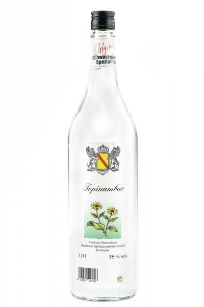 Fidelitas Topinambur - 1 Liter 38% vol
