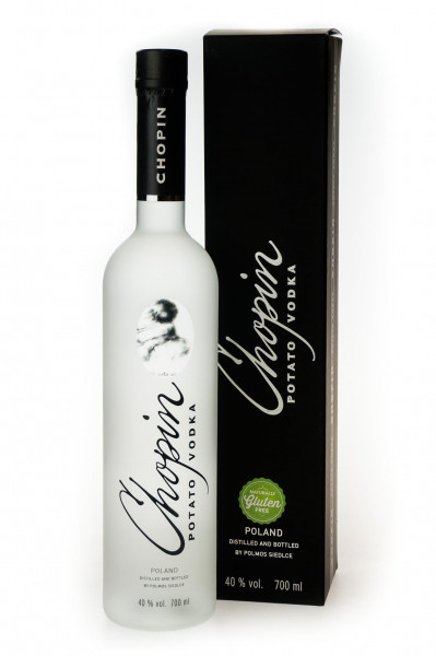 Chopin Potato Vodka - 0,7L 40% vol