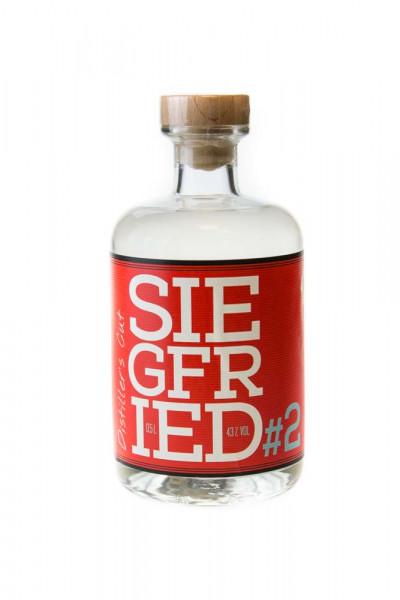 Siegfried Rheinland Dry Gin Distillers Cut #2 - 0,5L 43% vol