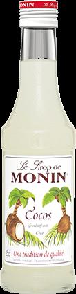 Monin Kokosnuss Cocos Sirup - 0,25L