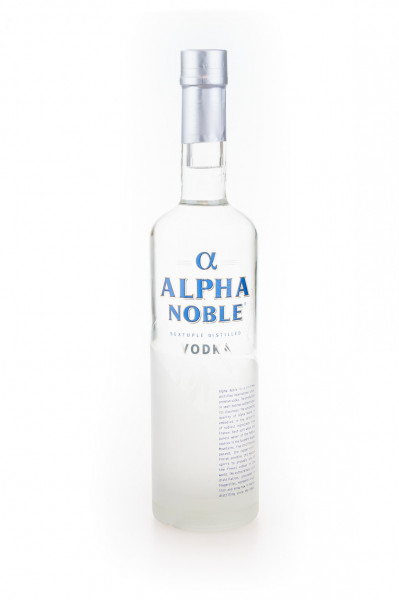 Alpha Noble Vodka Copper Still Finish - 0,7L 40% vol