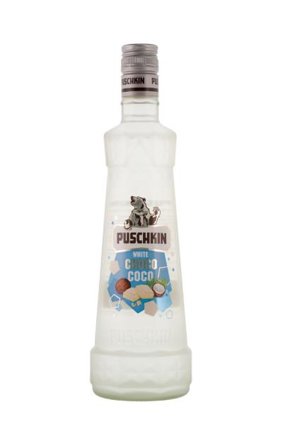 Puschkin White Choco Coco - 0,7L 17,5% vol