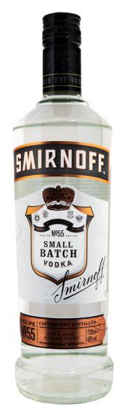 Smirnoff Black Label Vodka - 0,7L 40% vol