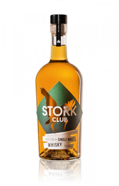 Stork Club Single Malt Whisky - 0,7L 43% vol