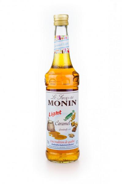 Monin Light Karamell Caramel Sirup - 0,7L