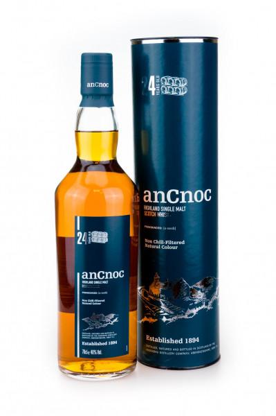 An Cnoc anCnoc 24 Jahre Single Malt Scotch Whisky - 0,7L 46% vol