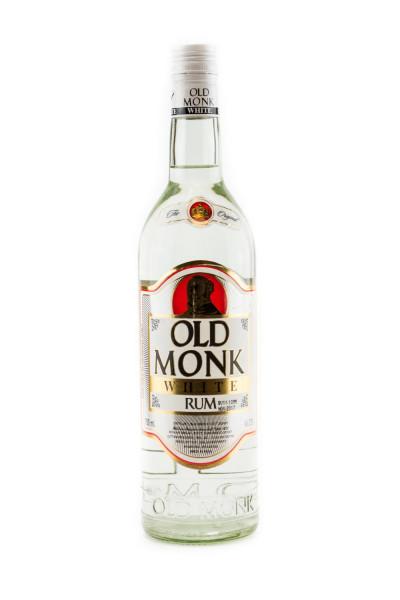 Old Monk White - 0,7L 37,5% vol