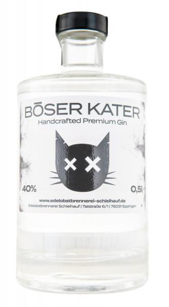 Böser Kater Premium Gin - 0,5L 40% vol