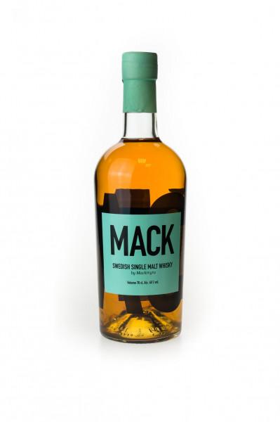 Mack by Mackmyra Swedish Single Malt Whisky - 0,7L 40% vol