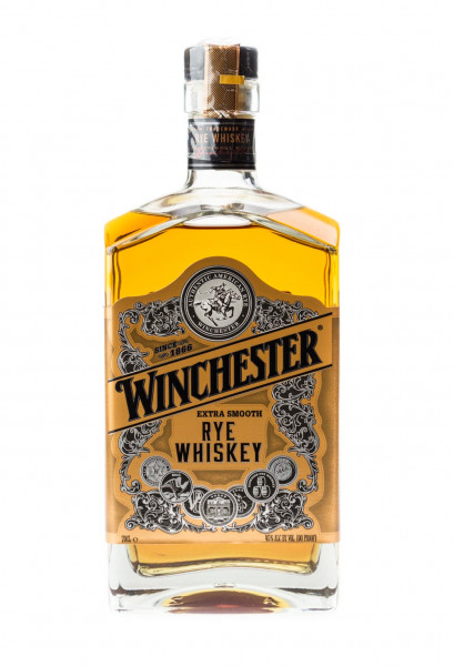 Winchester Extra Smooth Rye Whisky - 0,7L 45% vol
