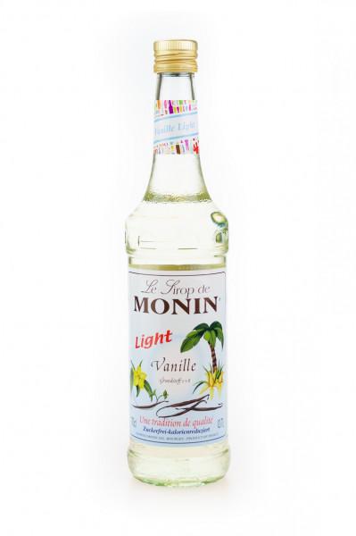 Monin Light Vanille Sirup - 0,7L