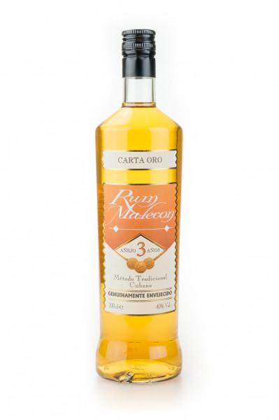 Rum Malecon Anejo 3 Jahre - 1 Liter 40% vol