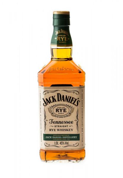 Jack Daniels Tennesse Rye Whisky - 1 Liter 45% vol