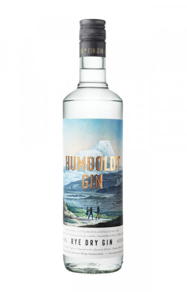 Humboldt Dry Rye Gin - 0,7L 43% vol