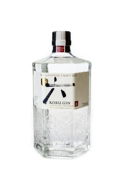 Roku Gin Japanese Craft - 0,7L 43% vol