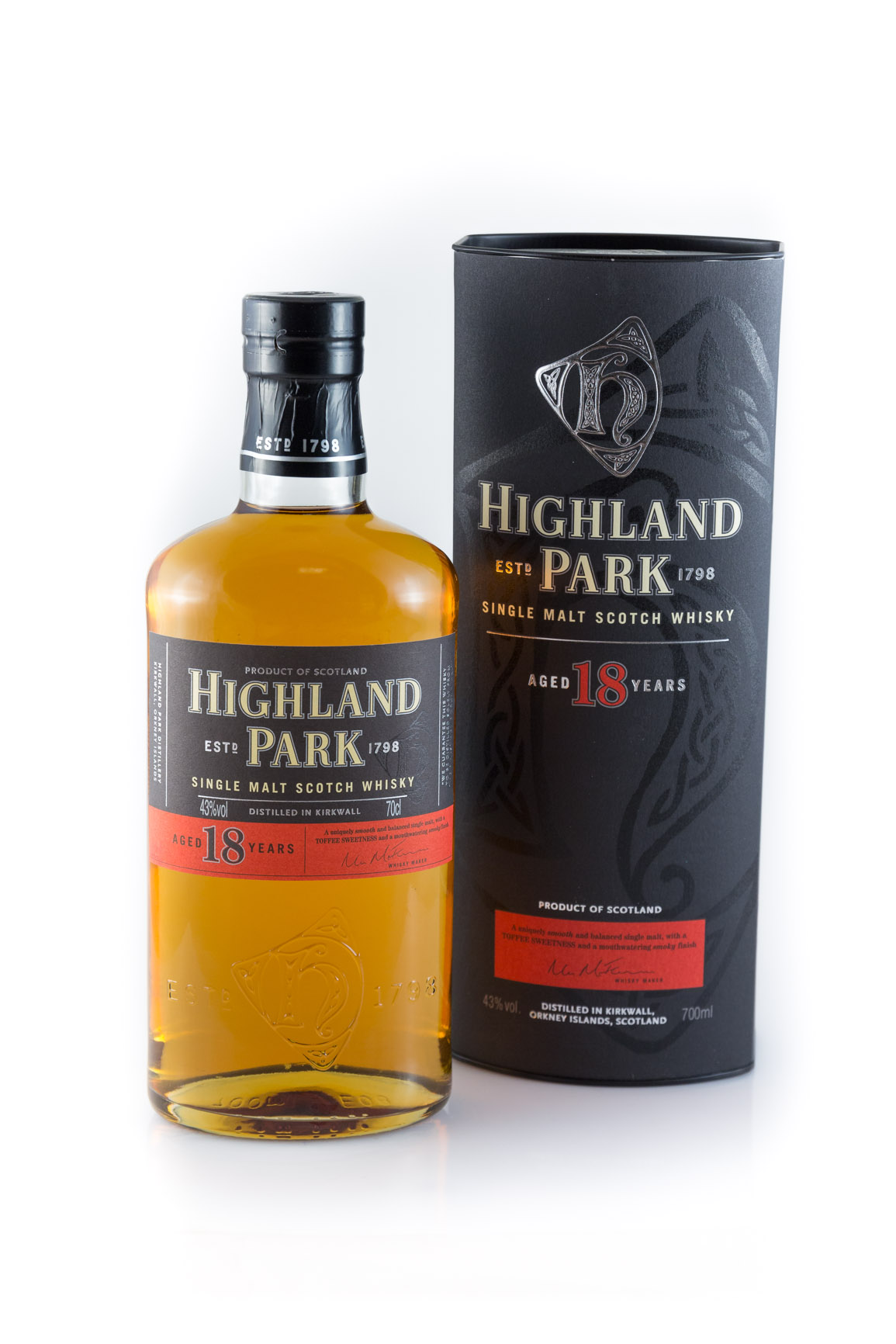 highland park whisky single malt scotch whisky kaufen conalco spirituosen online shop. Black Bedroom Furniture Sets. Home Design Ideas