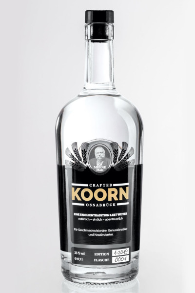 Ick Meene Man Crafted KOORN Osnabrück - 0,7L 33% vol