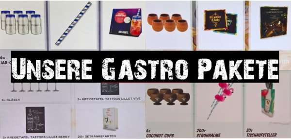 Gastro-Pakete