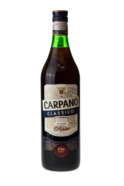 Carpano Classico Vermouth - 1 Liter 16% vol