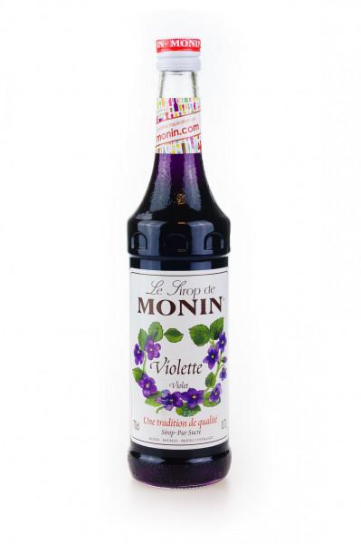 Monin Veilchen Violette Sirup - 0,7L