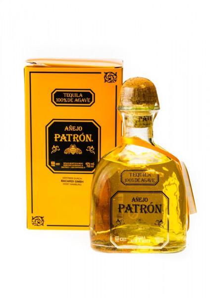 Patron Anejo Tequila - 0,7L 40% vol